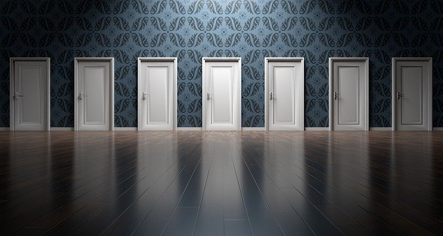 Verschillende soorten deuren voor in je huis