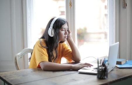 Muziek terwijl je werkt