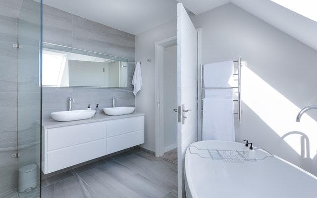 Badkamer inspiratie en de laatste badkamer trends